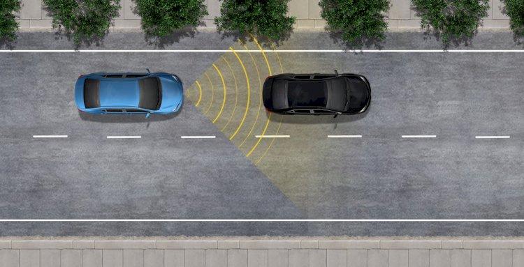 کروزکنترل هوشمند به همراه رادار کنترل سرعت خودرو