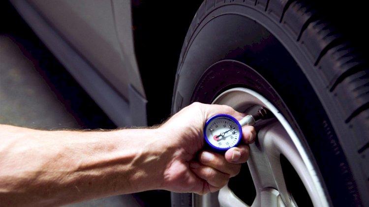 تاثیر فشار باد لاستیک در عملکرد خودرو در زمین خشک